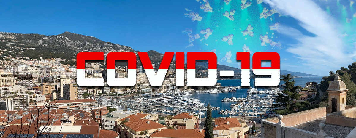 COVID-19 à Monaco : mesures, consignes, indemnisation
